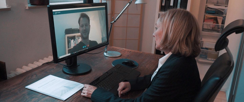 Online Coaching für ein Assessment Center