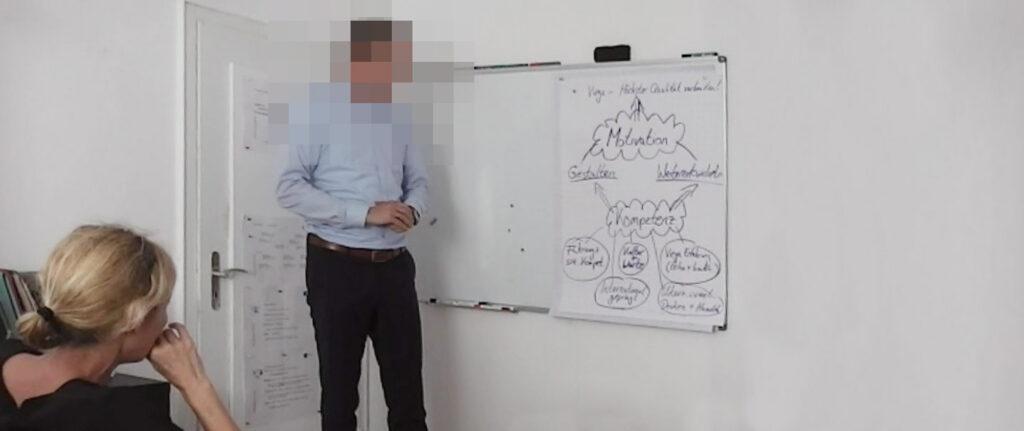 Praktische Übung zu Sachpräsentationen und Videobotschaften