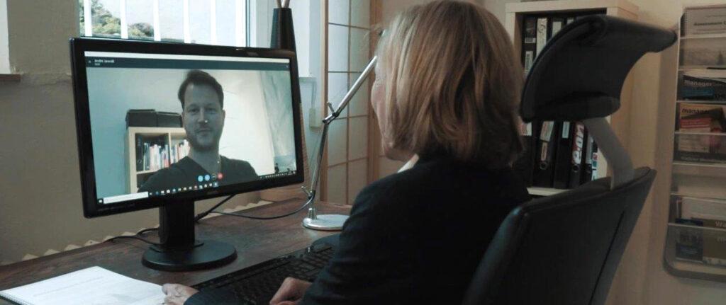 Coaching für Videobewerbung oder Videointerview